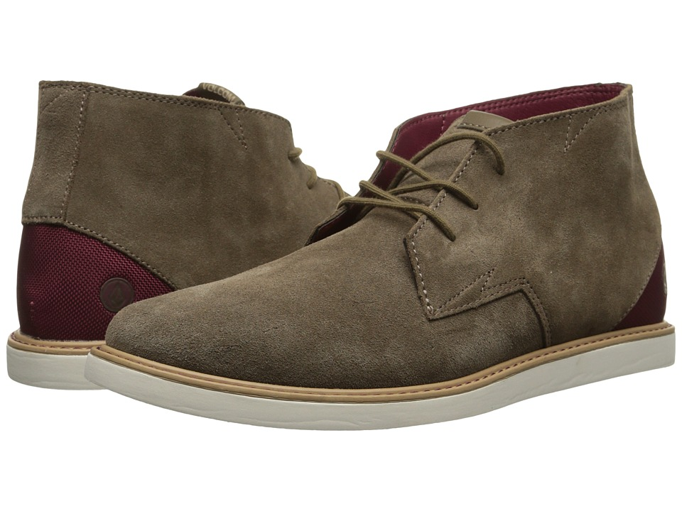 Volcom - Del Mesa 2 (Chestnut Brown) Men