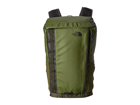 The North Face - Base Camp Kaban (Terrarium Green/Black Ink Green) Backpack Bags