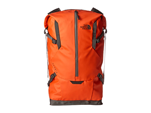 The North Face - Base Camp Scoria (Acrylic Orange/Graphite Grey) Bags