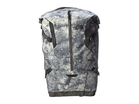 The North Face - Base Camp Scoria (Zinc Grey Urban Camo Print) Bags