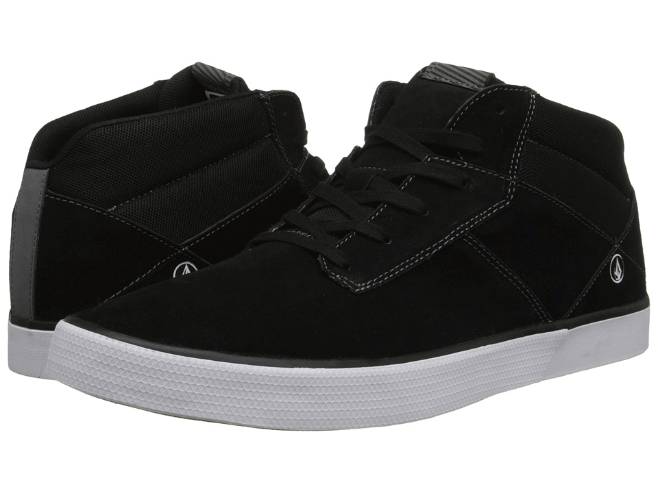 Volcom - Grimm Mid 2 (Black Destructo) Men's Shoes