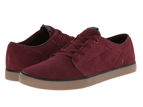 Volcom - Grimm 2 (Blood Red) Men's Shoes