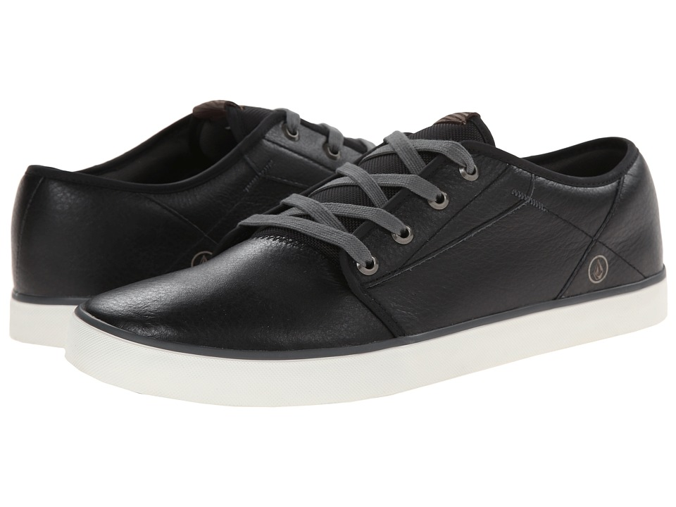 Volcom - Grimm 2 (Black Combo) Men's Shoes