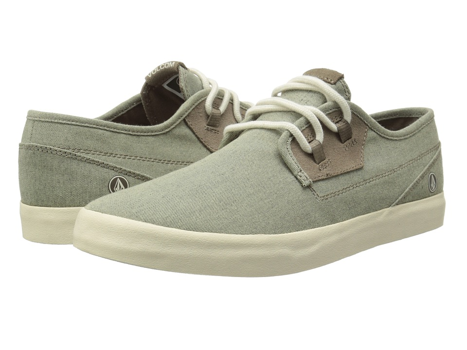 Volcom - Delphi (Oatmeal) Men's Lace up casual Shoes