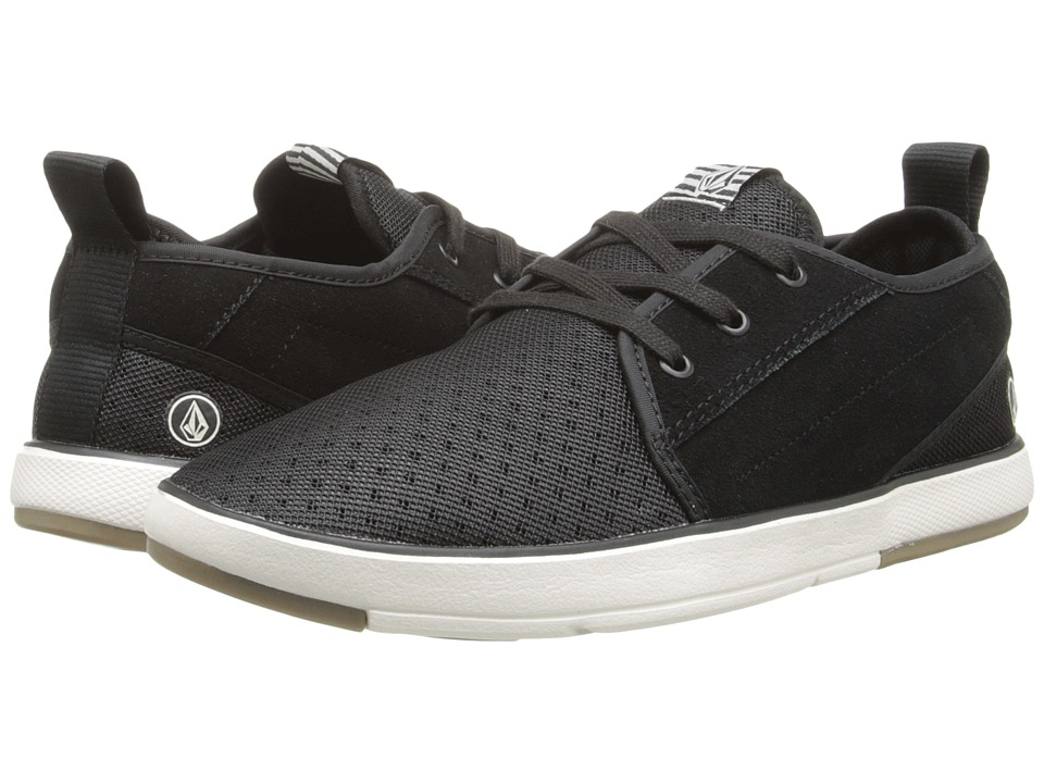 Volcom - Vaper (Black Destructo) Men's Lace up casual Shoes