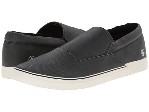 Volcom - Thirds (Vintage Black) Men