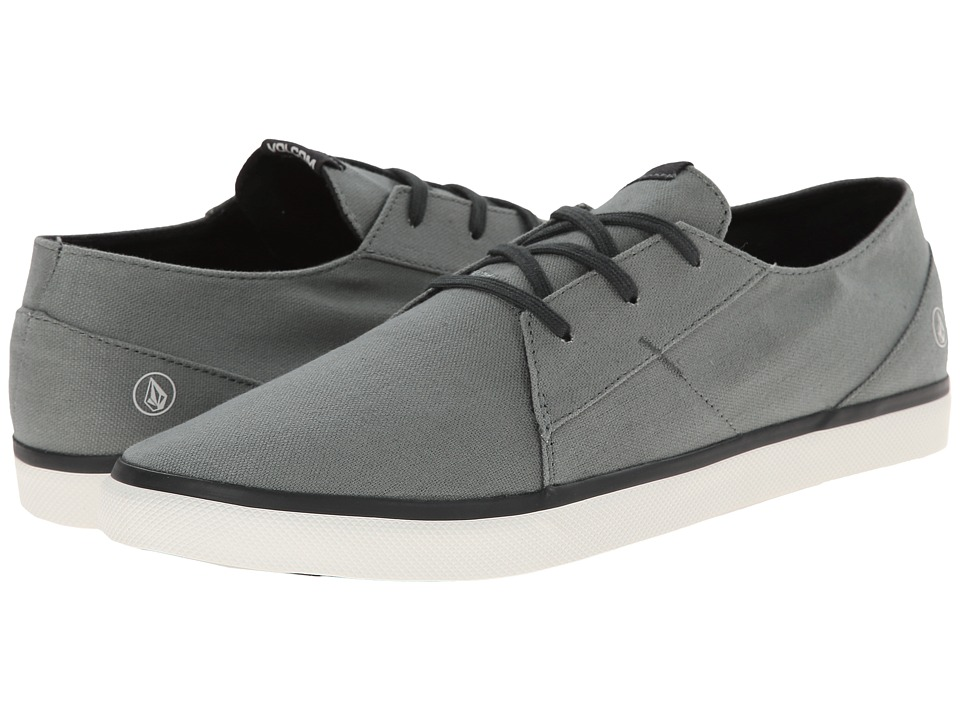 Volcom - Lo Fi 2 (Military) Men's Lace up casual Shoes