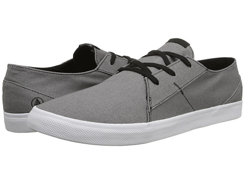 Volcom - Lo Fi 2 (Grey) Men's Lace up casual Shoes