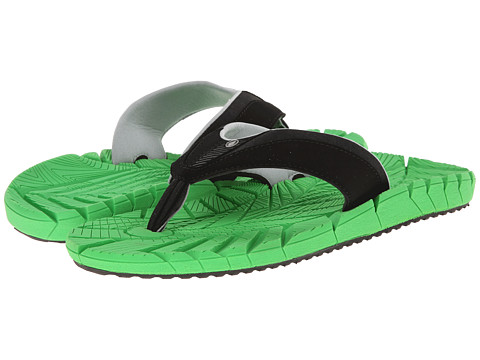 Volcom - Radial (Electric Green) Men's Sandals