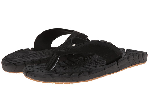 Volcom - Radial (Black 2) Men's Sandals