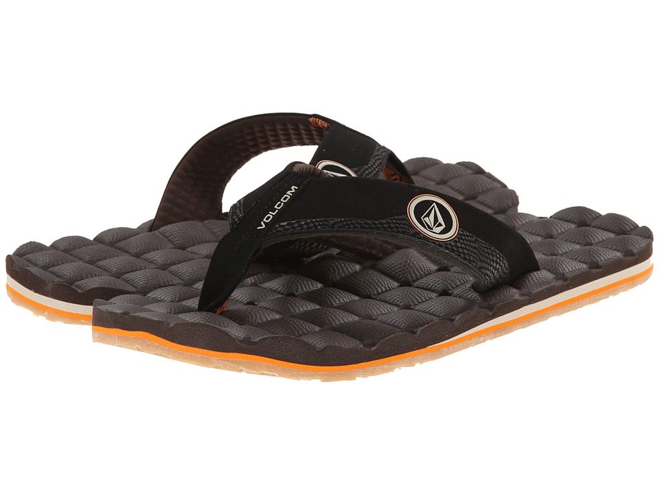 Volcom - Recliner (Brown) Men's Sandals