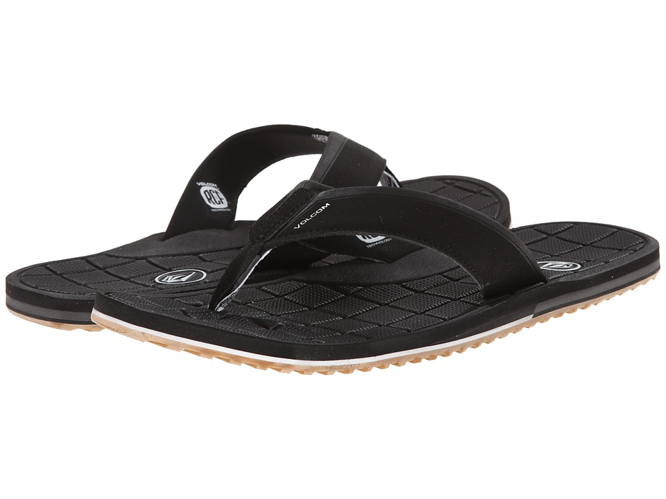 Volcom - Stryker (Gunmetal Grey) Men's Sandals