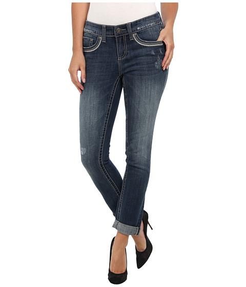 Seven7 Jeans 28 Rollcuff in Supreme Blue (Supreme Blue) Women's Jeans