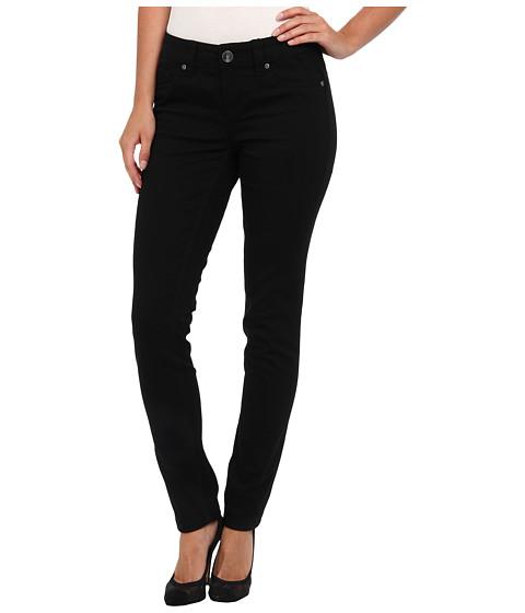 Seven7 Jeans Twill Skinny in Black (Black) Women's Jeans