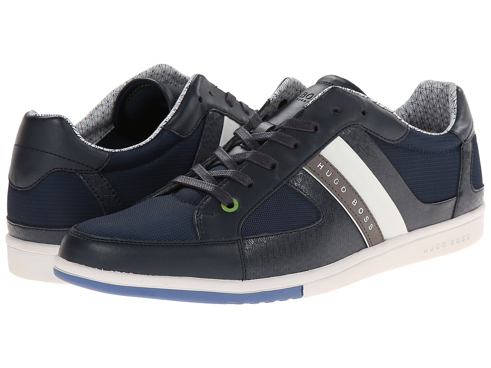 BOSS Hugo Boss - Metro Digital by BOSS Green (Dark Blue) Men's Shoes