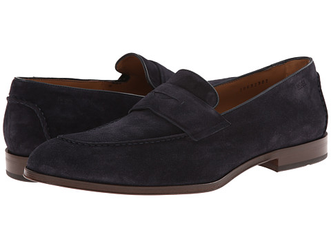 BOSS Black - Stedeo (Dark Blue) Men's Shoes