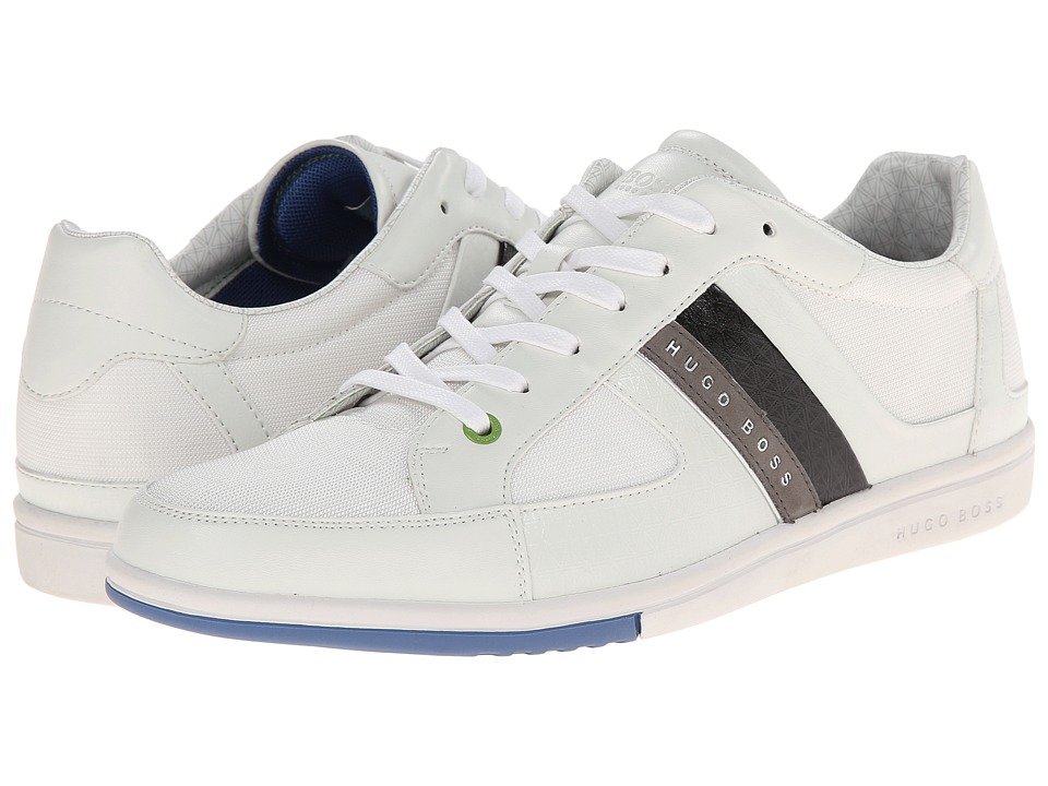 BOSS Hugo Boss - Metro Digital by BOSS Green (White) Men's Shoes