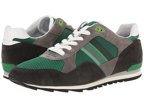 BOSS Green - Runcool (Dark Green) Men's Shoes