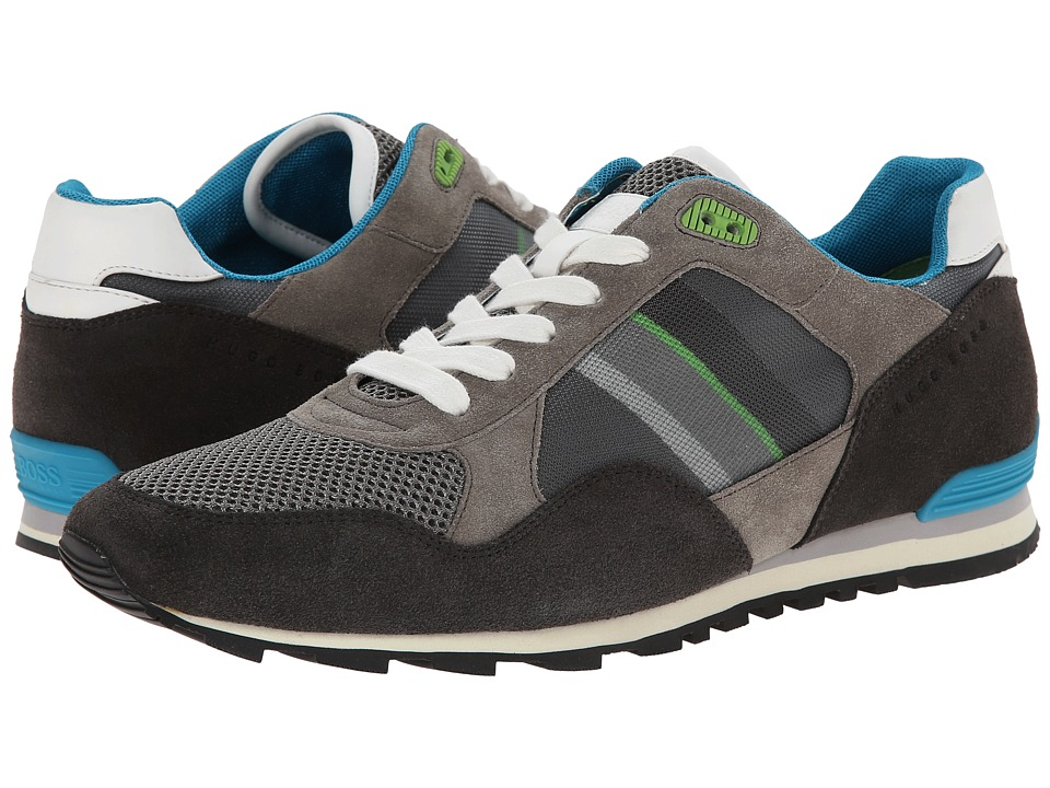 BOSS Green - Runcool (Dark Grey) Men's Shoes