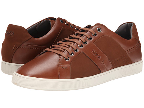 BOSS Black - Acrest (Medium Brown) Men's Shoes