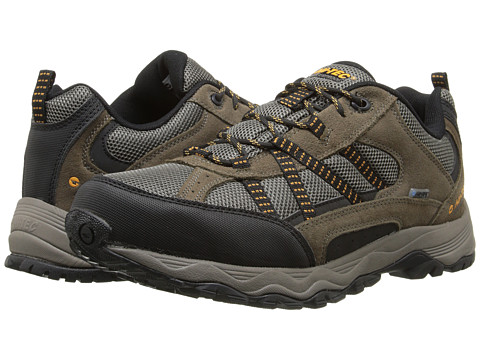 Hi-Tec - Cooper Low Waterproof (Dark Taupe) Men