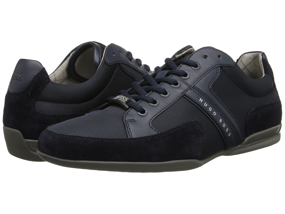 BOSS Hugo Boss - Spacit by BOSS Green (Navy) Men's Lace up casual Shoes