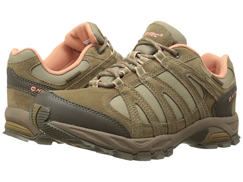 Hi-Tec - Alto Low Waterproof (Desert/Salmon) Women