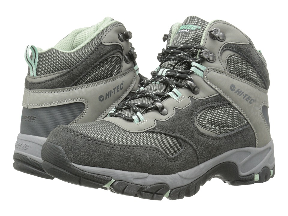 Hi-Tec - Altitude Lite I-Shield Waterproof (Charcoal/Cool Grey/Lichen) Women's Boots