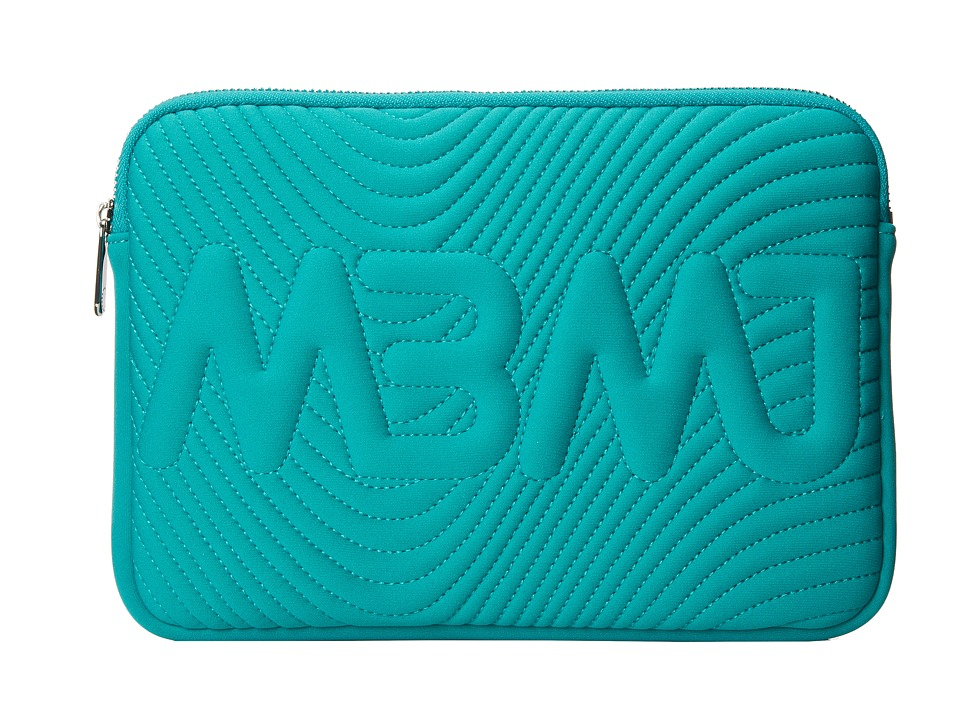 Marc by Marc Jacobs - Tablet Case Quilted MBMJ (Wintergreen) Computer Bags