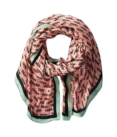 Marc by Marc Jacobs - Perf-Ection Scarf (Bright Pretty Pink Multi) Scarves