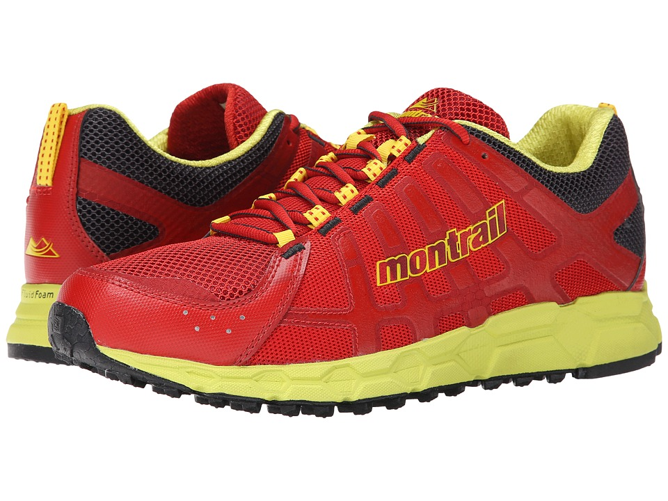 Montrail - Bajada II (Sail Red/Chartreuse) Men's Shoes