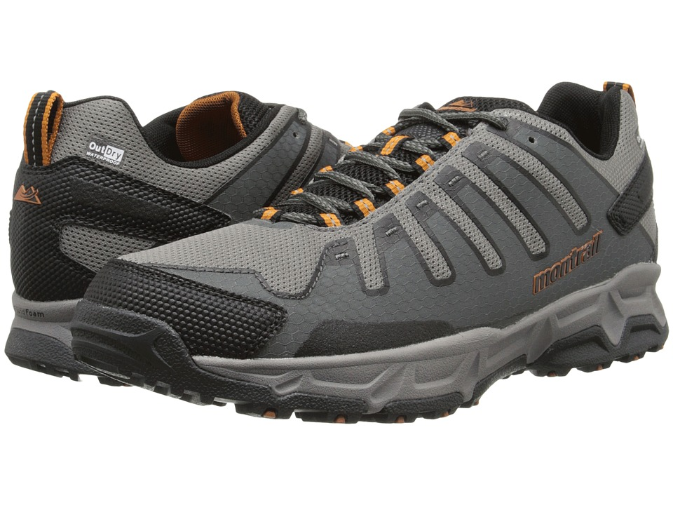 Montrail - Fluid Enduro Outdry (Stratus/Bright Copper) Men's Shoes