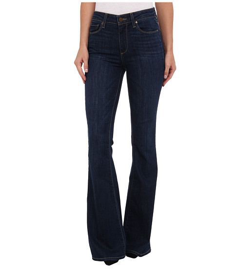 Paige - High Rise Bell Canyon in Lange (Lange) Women's Jeans