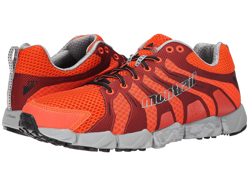 Montrail - Fluidflex ST (Tangy Orange/Black) Men's Shoes