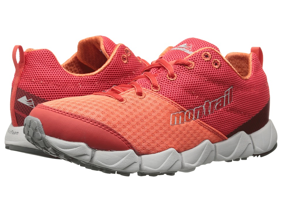 Montrail - Fluidflex II (Red Hibiscus/Coral Flame) Women's Shoes
