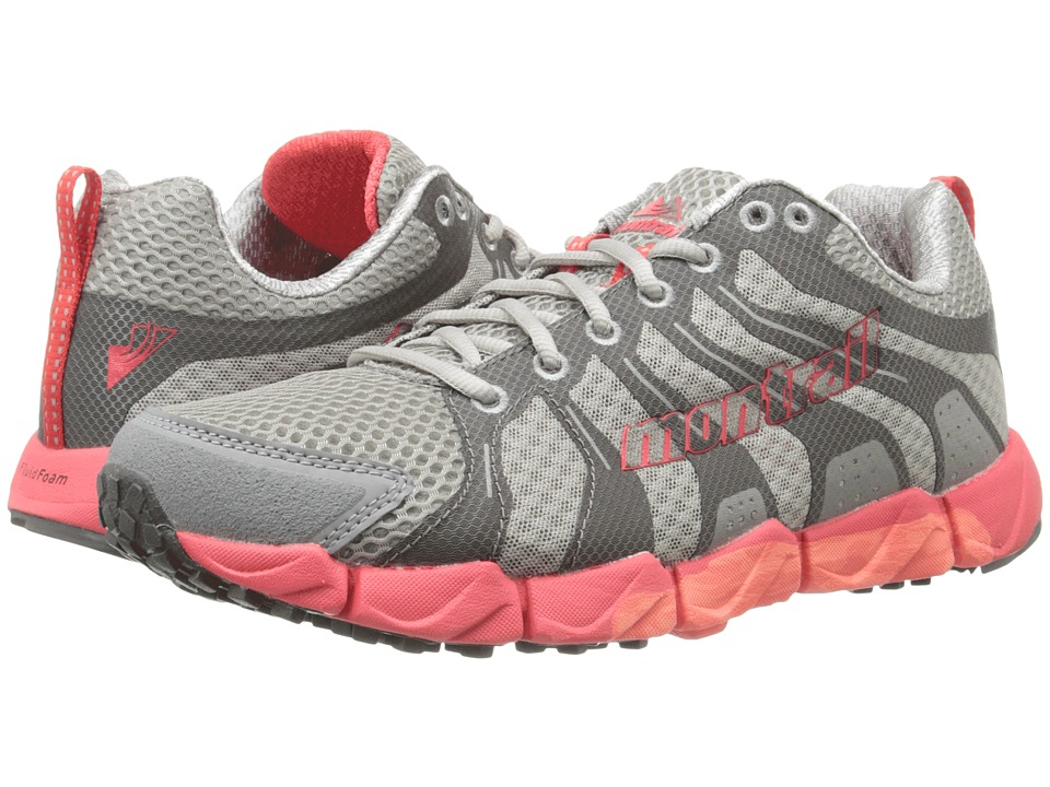 Montrail - Fluidflex ST (Dove/Red Hibiscus) Women's Shoes