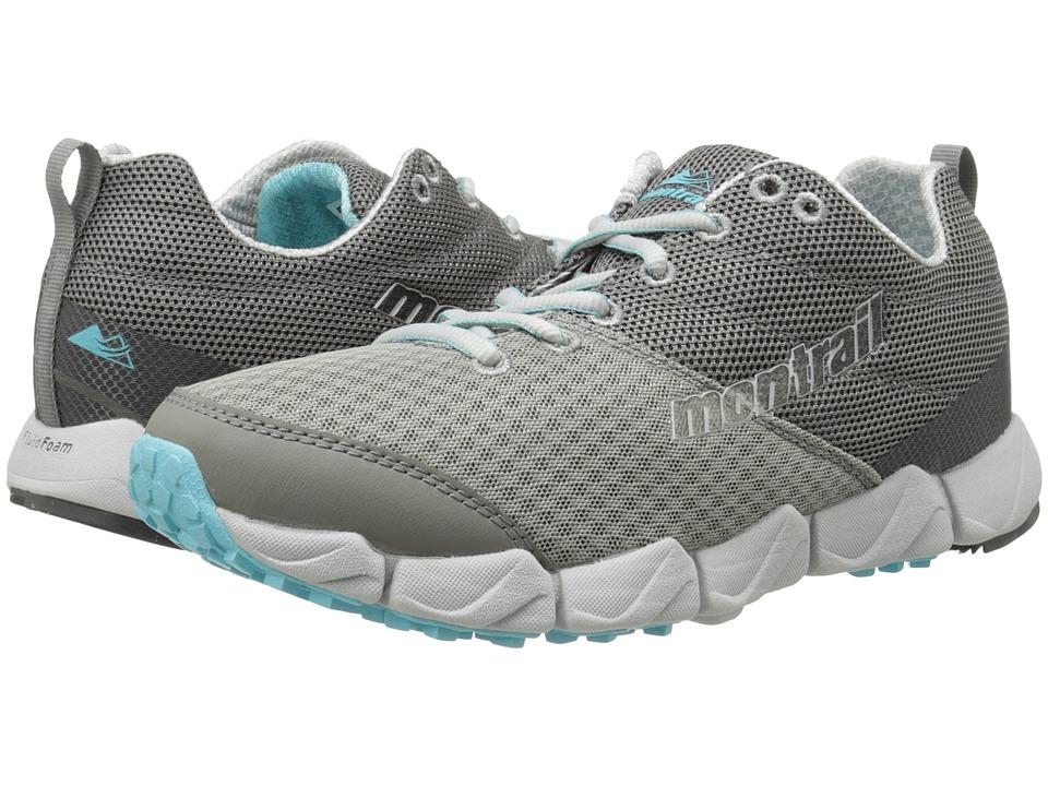 Montrail - Fluidflex II (Platinum/Stratus) Women's Shoes