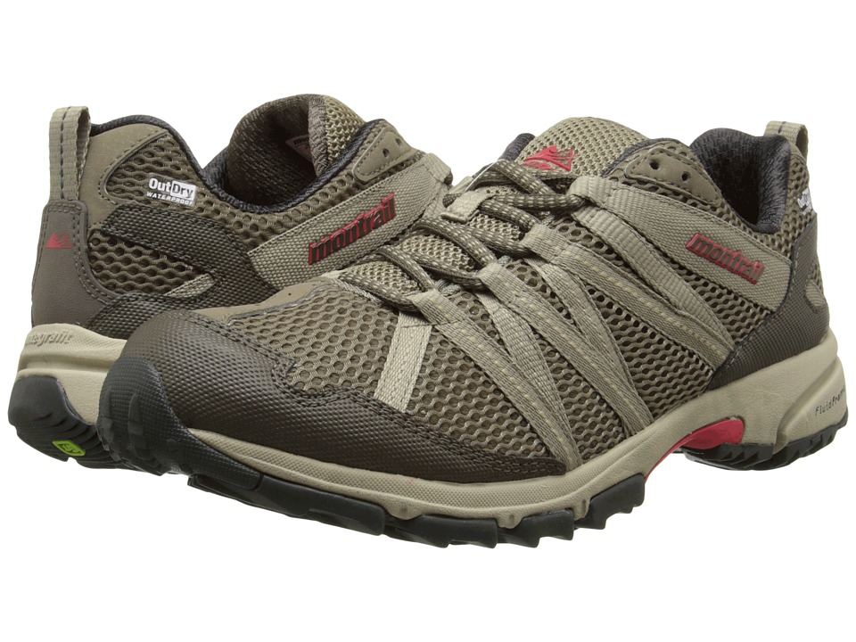 Montrail - Mountain Masochist III Outdry(r) (Pebble/Silver Sage) Women's Shoes