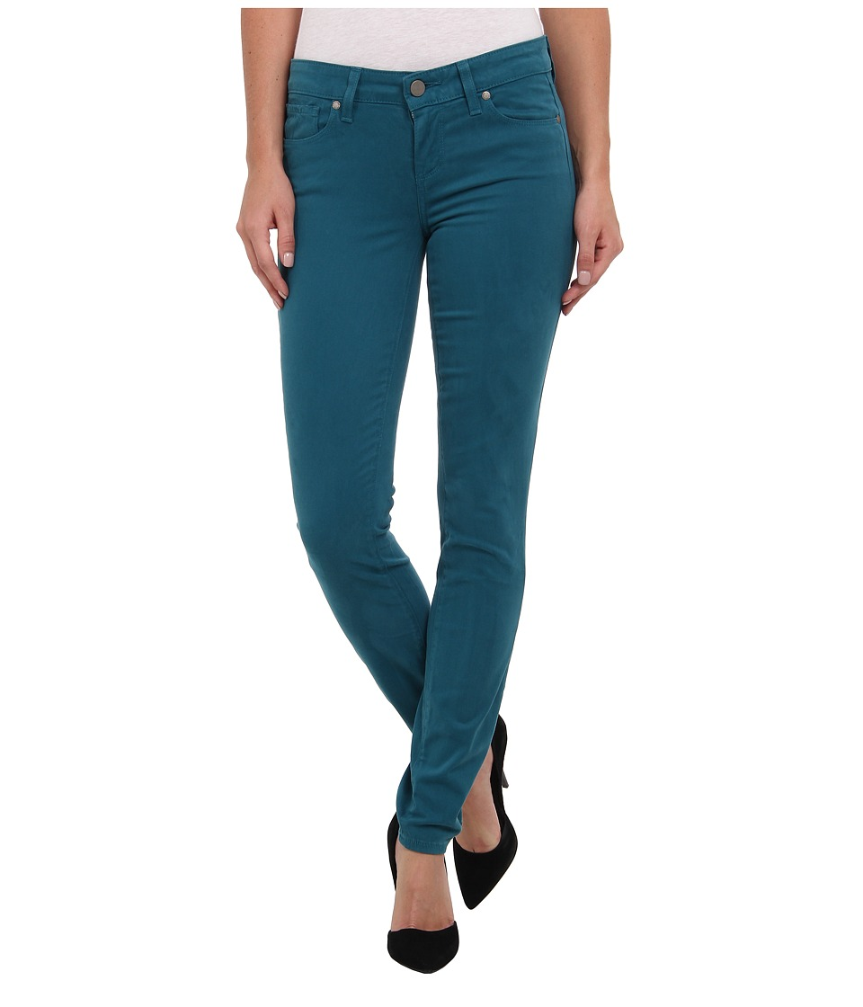 Paige - Verdugo Ultra Skinny in Deep Turquoise (Deep Turquoise) Women's Jeans