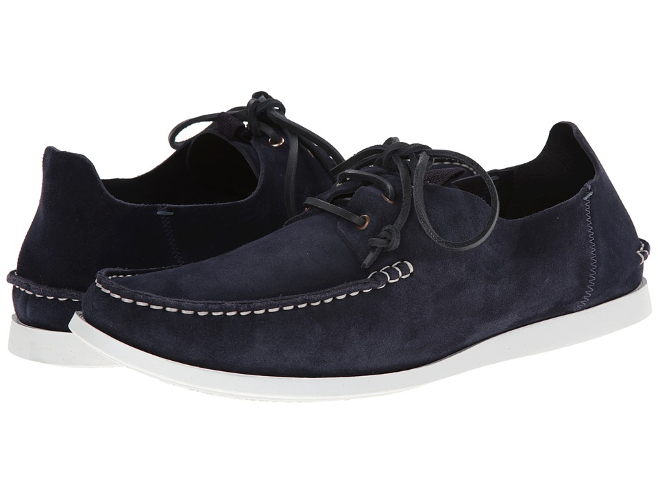 Paul Smith - Jeans Dagama Boat Shoe (Space (Navy)) Men's Shoes