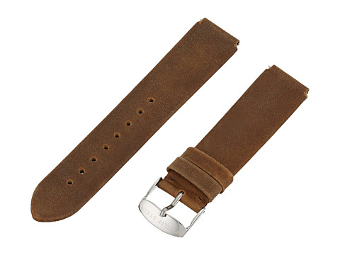 Philip Stein - 20mm Mustard Assolutamente Strap (Mustard) Watches