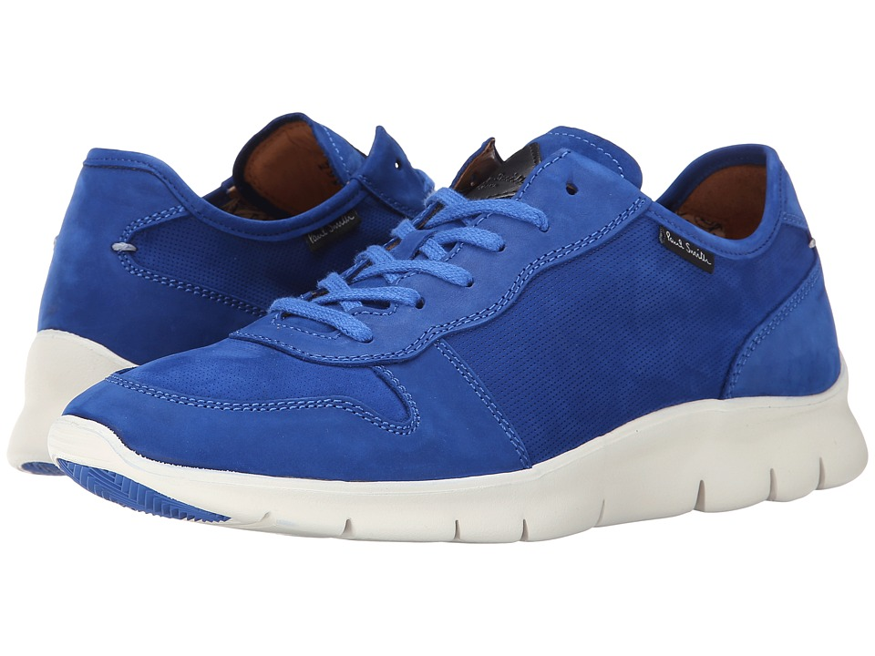Paul Smith - Jeans August Sneaker (Cobalt/Cobalt/Academy) Men's Shoes