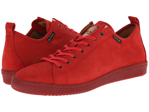 Paul Smith - Jeans Miyata Sneaker (Martian Red) Men's Shoes