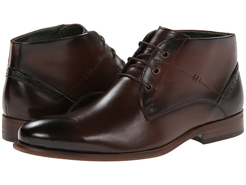 Steve Madden - Toffee (Brown Leather) Men
