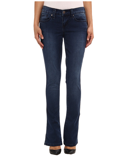 Seven7 Jeans Rocker Slim in Ale Blue (Ale Blue) Women's Jeans