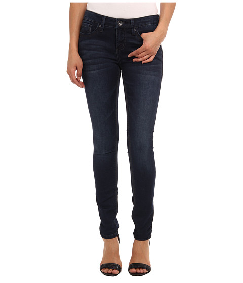 Seven7 Jeans Skinny Knit Denim in Jax Blue (Jax Blue) Women's Jeans