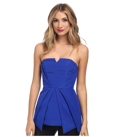 StyleStalker - Your Summer Dream Bodice (Electric Blue) Women's Clothing