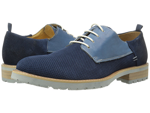 Steve Madden - Roque (Blue Suede) Men