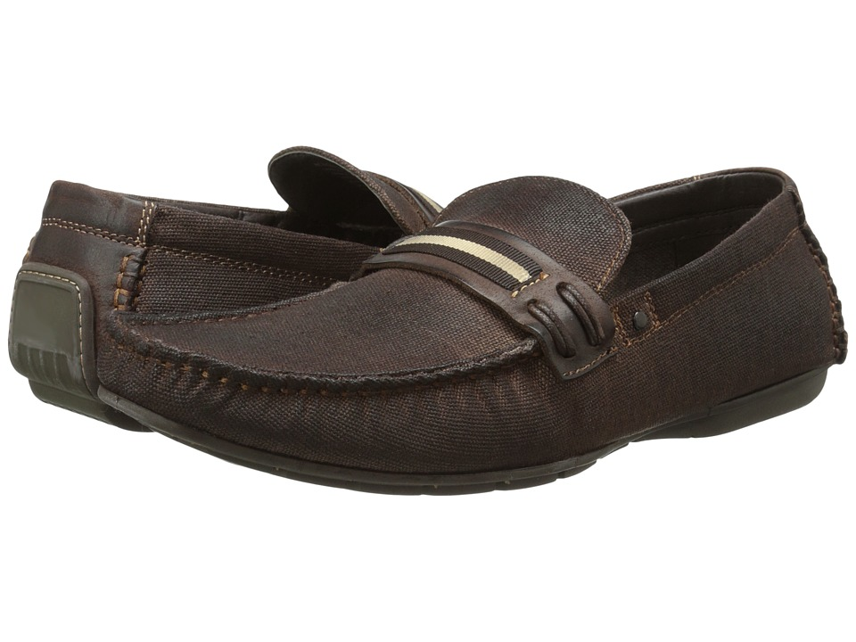 Steve Madden - Actionn (Brown Fabric) Men