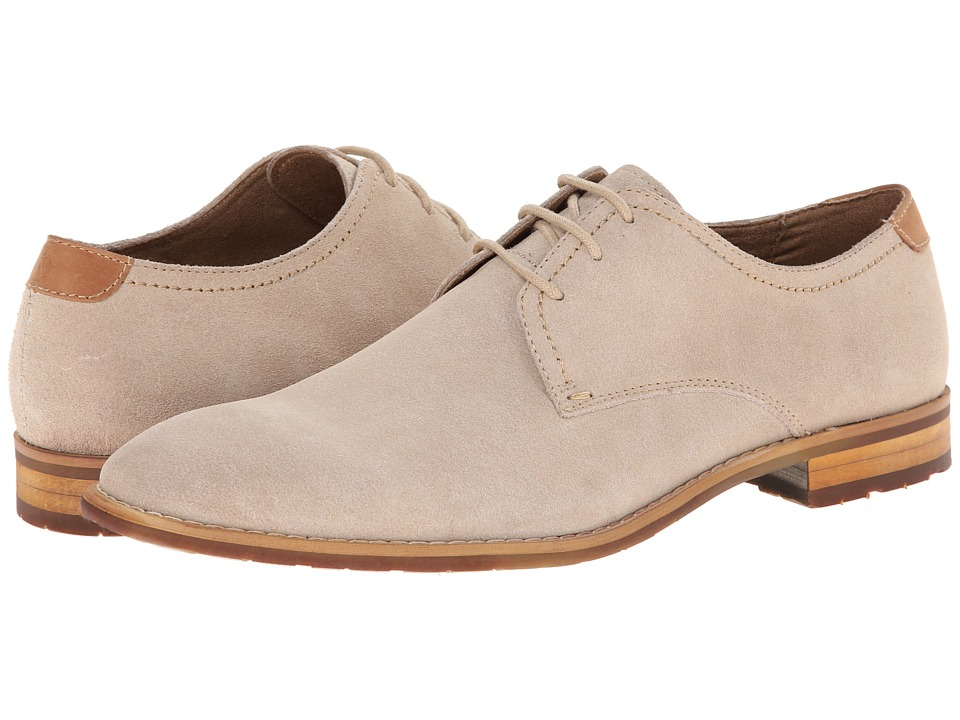 Steve Madden - Elvess (Sand Suede) Men's Lace up casual Shoes